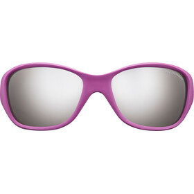 Julbo Solan Spectron 4 Solbriller 4-6Y Børn, pink/gray-gray flash silver